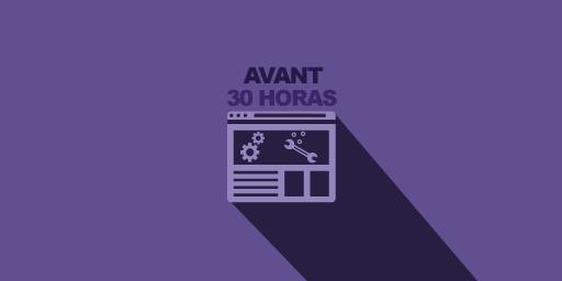 plan 30 horas de mantenimiento web