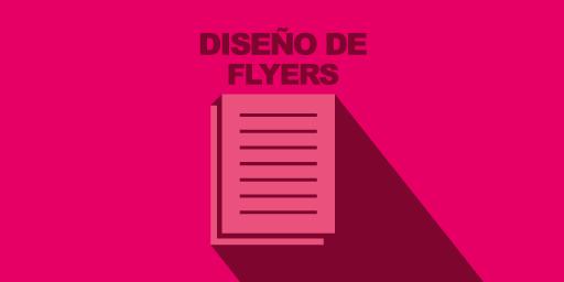 Diseño de flyers originales