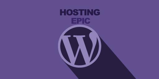 Hosting Wordpress Epic
