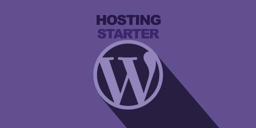 Hosting Wordpress Starter